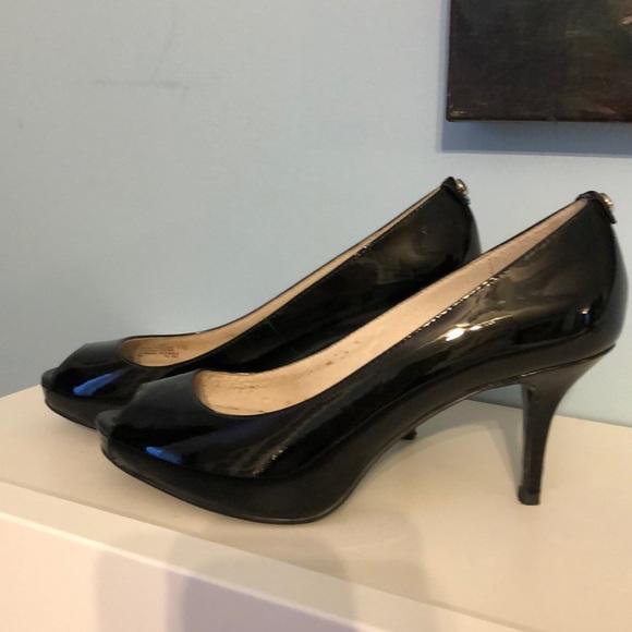 Michael Kors heels only worn once.